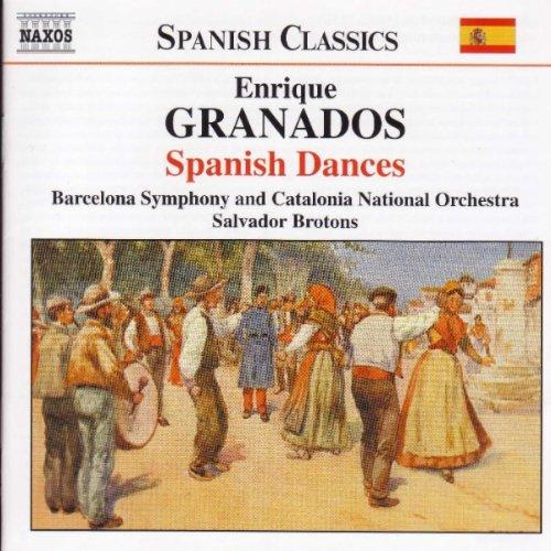 Spanish Dance Music (12 Danzas espanolas (Spanish Dances), Op. 37 (arr. R. Ferrer): No. 3. Fandango (Zarabando))
