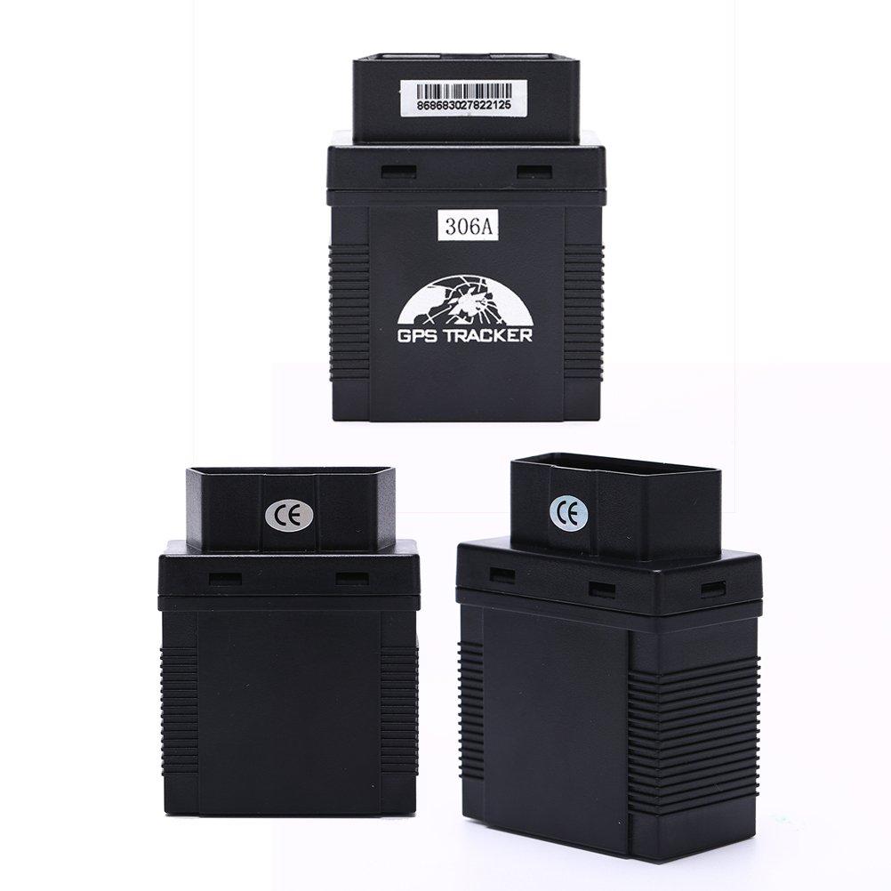 Mini GPS Tracker vehículo OBD Diagnóstico OBD tk306 gps306 ...