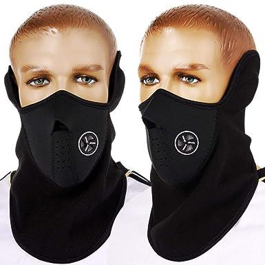 Desconocido Generic Unisex AT-16 máscara de Bicicleta Deportes de ...