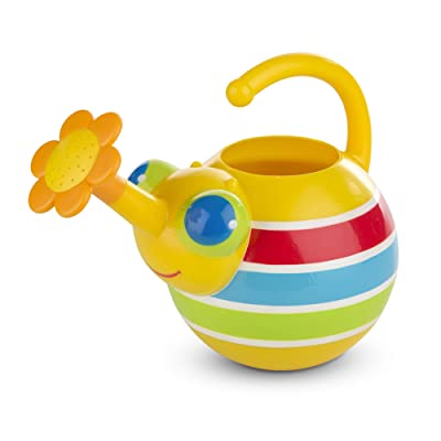 Melissa & Doug Sunny Patch Giddy Buggy Watering Can With Flower-Shaped Spout: Toys & Games [5Bkhe0304825]