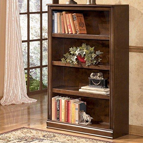 Hamlyn Brown Bookcase Medium Size - Hamlyn Collection