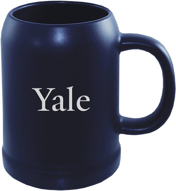 Pint Glass LXG Inc Yale University -16 oz