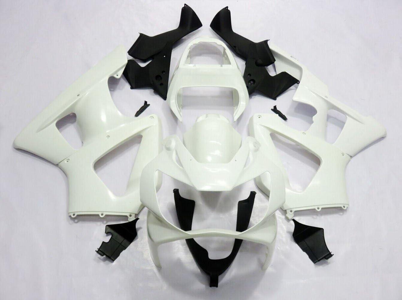 2000 2001 Unpainted Injection Fairing Kit for Honda CBR929RR CBR900RR ABS Plastic Motorcycle Bodywork