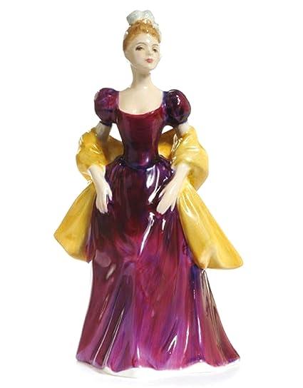 Amazon com: Royal Doulton c1966-81 figurine Loretta HN 2337 Davies