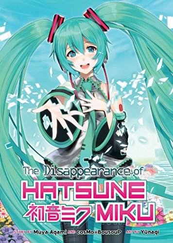 Price comparison product image The Disappearance of Hatsune Miku (Light Novel)