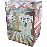2019 Tristar Worlds Greatest Pack Chase Babe Ruth Baseball Box (Red)