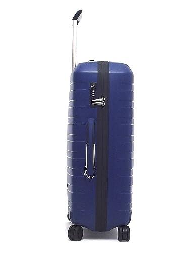446c97e32 Roncato trolley viaggio, Box 5513-0183, trolley cabina quattro ruote in  polipropilene, colore navy: Amazon.it: Scarpe e borse