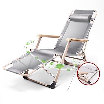 YMXLJF Tumbonas, sillones de Oficina, sillas de Playa ...