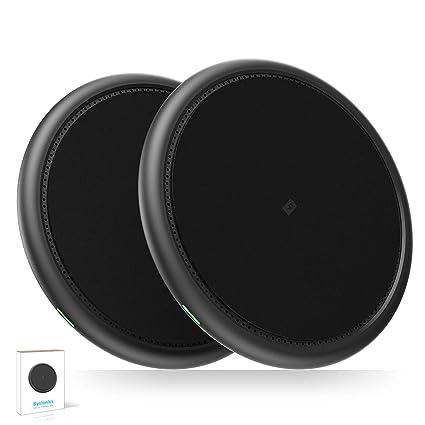 Amazon.com: Bysionics Wireless Charger,2 Pack 10W Wireless ...