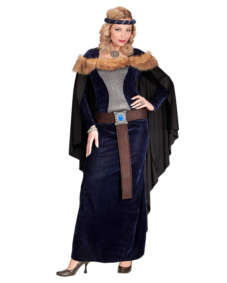 M HorrorShop Medieval Princess Costume M
