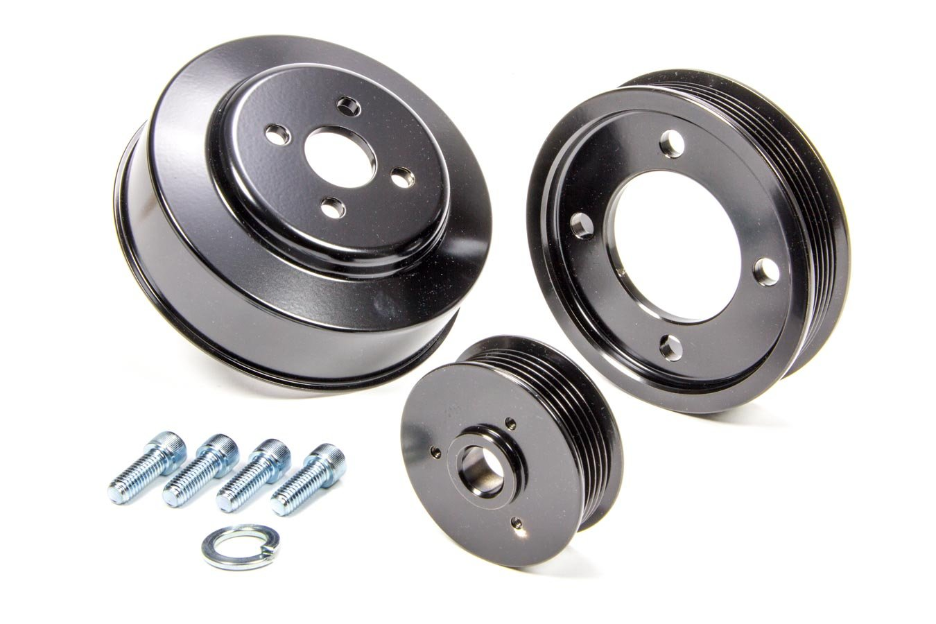 March Performance  1100-08 Pulley Set for Ford Mustang