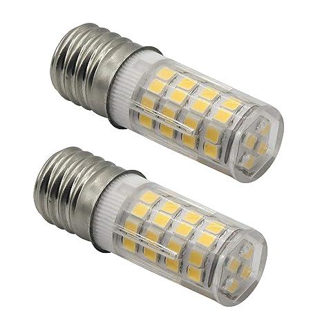 ChiChinLighting cerámica E17 LED bombillas para horno microondas ...