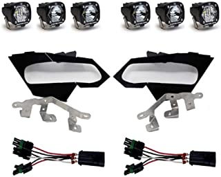 product image for Baja Designs Compatible With Can-Am X3 S1 Laser W/C Headlight Kit 447075