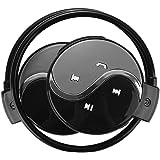 Prom-near Auriculares Bluetooth Deportivos inalámbrico Auricular Bluetooth para Correr Entrenamiento Fitness soporta Tarjeta TF