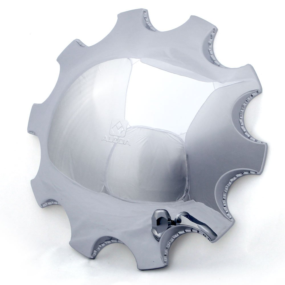 Alcoa Front Hub Cover for Multi-Piece Kit 10 Lug, 285.75mm by Alcoa