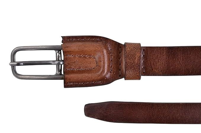 Brunello Cucinelli Gürtel Damen Braun 100% Leder M  Amazon.de ... cb73b2fbb1