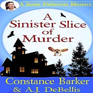 A Sinister Slice of Murder Audiobook