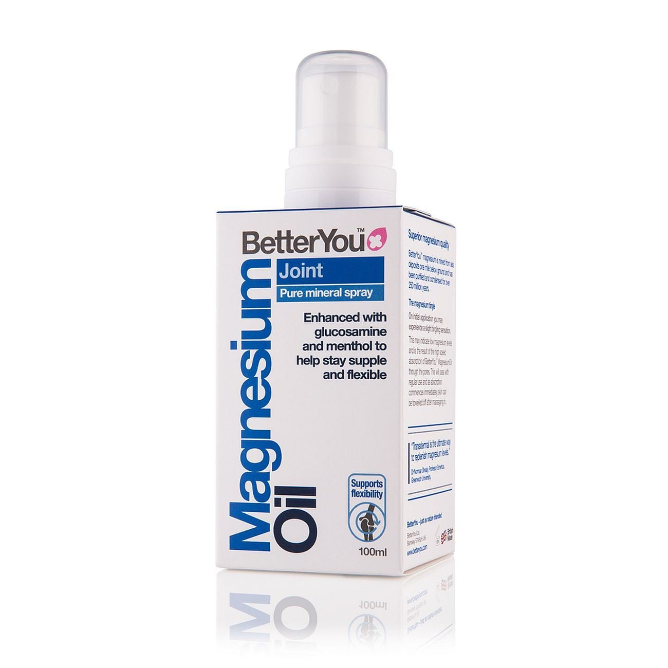 BetterYou - Magnesium Oil - Joint - 100ml