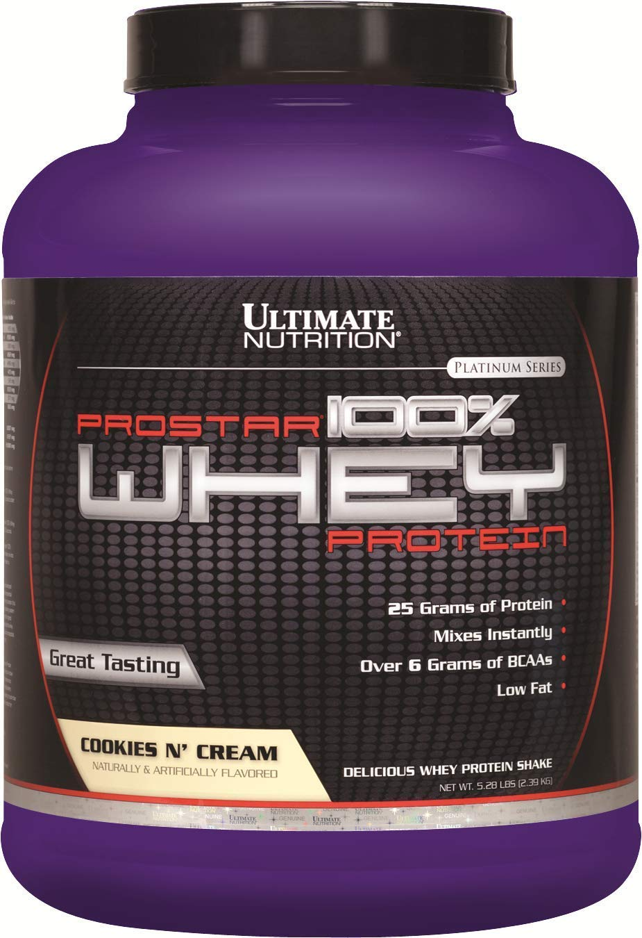 Ultimate Nutrition Prostar Whey Protein Isolate Powde