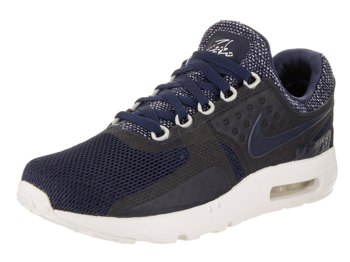 Nike Men's Air Max Zero BR Midnight/Navy/Midnight/Navy Running Shoe 8 Men US