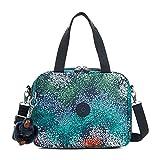 Kipling Women's Miyo Printed Lunch Bag One Size Watercolor River