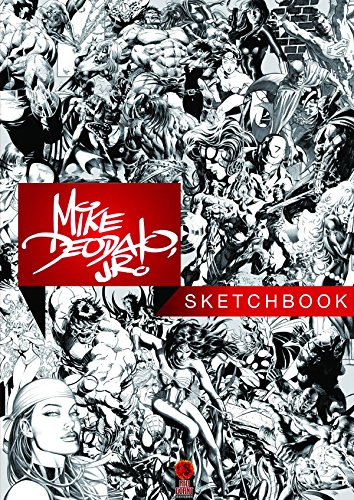 R.e.a.d Mike Deodato Jr's Sketchbook<br />WORD