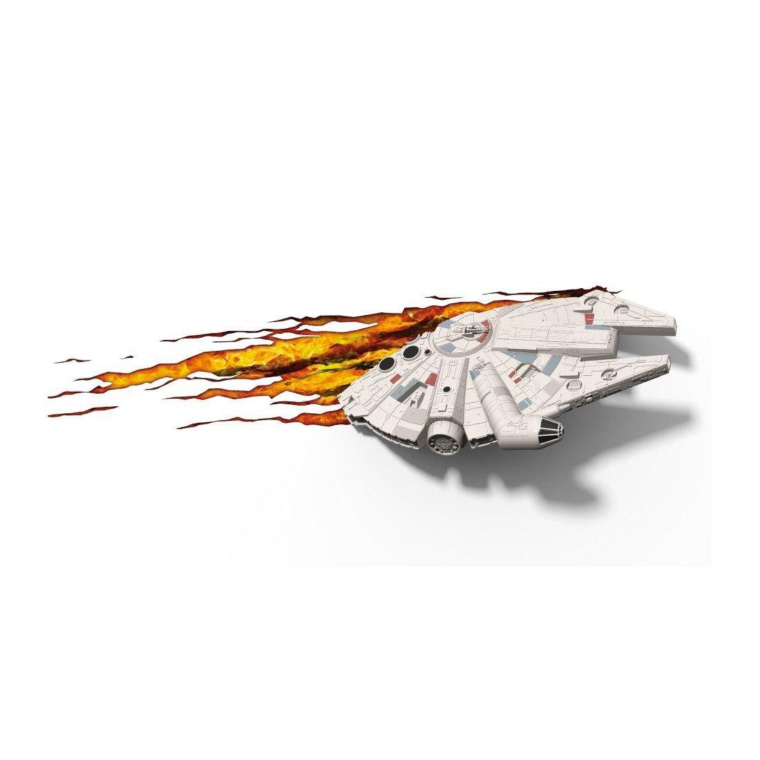3D Licht Star Wars Millennium Falcon