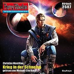 Krieg in der Schneise (Perry Rhodan 2587)