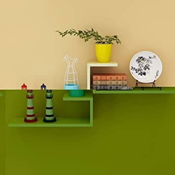 Amazon.com : Shelves Wall Living Room A Word Separator Shelf Shelves ...