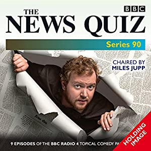The News Quiz, Series 90 Radio/TV Program