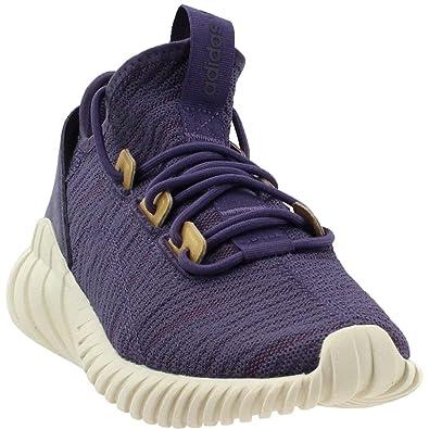 check out b689b 9c8ab Amazon.com | adidas Womens Tubular Doom Sock Athletic Purple ...