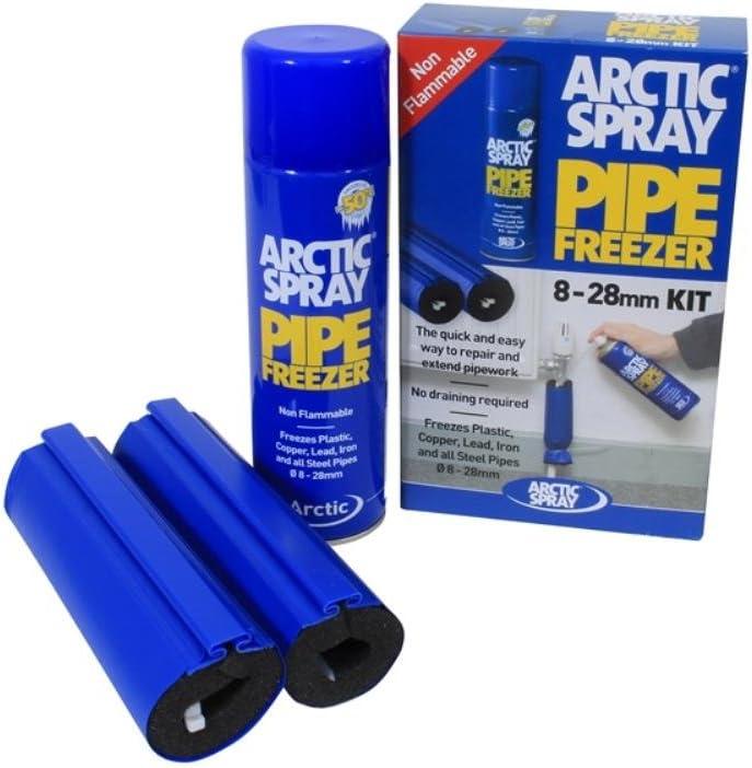 Ártico Spray Tubo congelador: Amazon.es: Bricolaje y herramientas