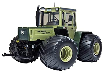 """Weise-Toys """"MB-trac 1400 Turbo W443 Terra Tire 1987 – 1991"""