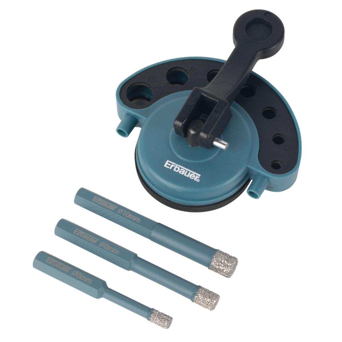 Erbauer Diamond Tile Drill Bit 6mm: Amazon.co.uk: DIY & Tools