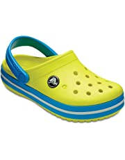 Crocs Kid's Crocband Clog | Slip On Water Shoe for Toddlers, Boys, Girls | Lightweight