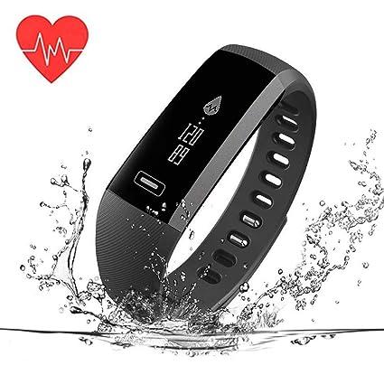 Amazon.com: Fitness Tracker, Activity Tracker Health Reloj ...