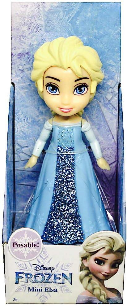 Elsa Disney Frozen Movie Princess Character Figure