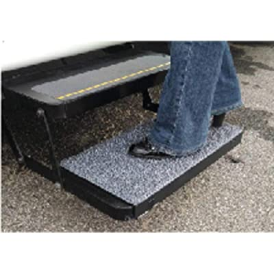 Safety Step SA11-00 Sand Away Step Rug Charcoal: Automotive [5Bkhe0412878]