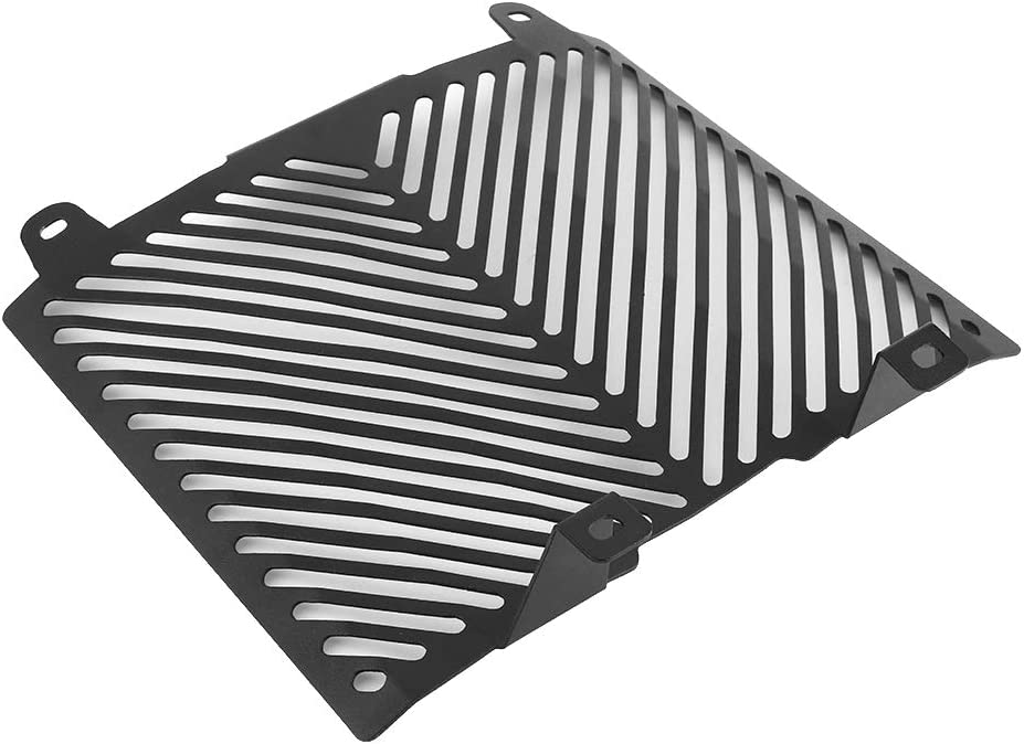 Gorgeri Motorcycle Radiator Grille Guard Cover Protector Radiator Grille Fits for KTM 690 Duke 2014-2019