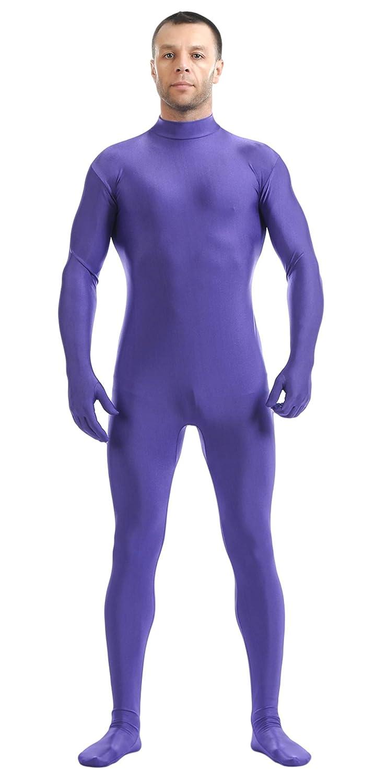 Insun Adultes Enfants Déguisement Combinaison Justaucorps Cosplay Costume