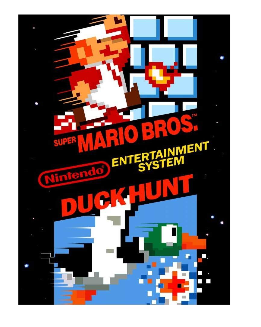 Amazon Com Super Mario Bros Duck Hunt Unknown Video Games