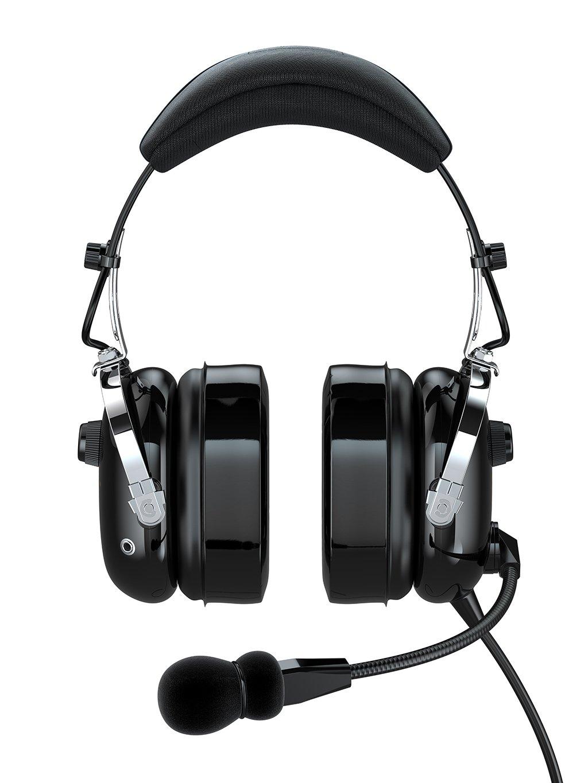 FARO G2 Aviation Headset PNR - Black