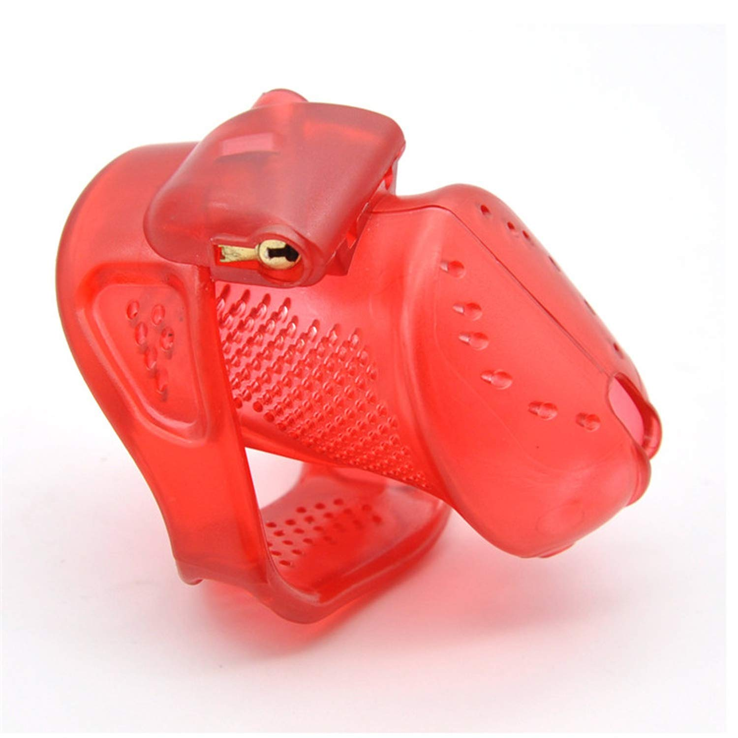 Amazon.com: Screaming O Perforated Design Male Chastity Cage ...