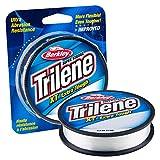 Berkley Trilene XT Filler 0.020-Inch Diameter Fishing Line, 25-Pound Test, 250-Yard Spool, Clear