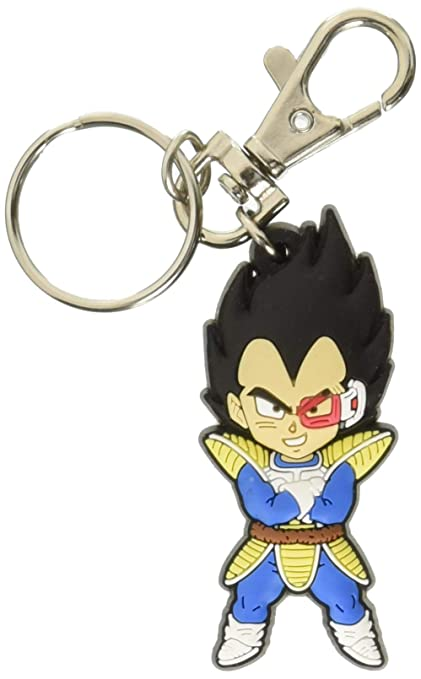 Great Eastern Entertainment GE-85365 Dragon Ball Z: SD Vegeta PVC Keychain