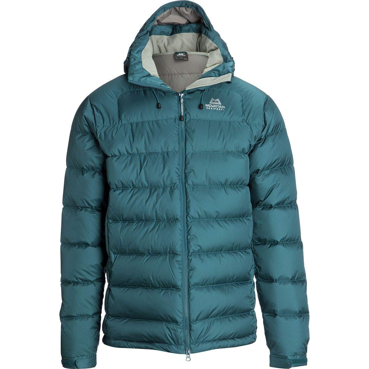 Mountain Equipment Mens Lightline Windproof Insulated Zip-Off Hood Down Jacket