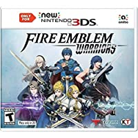 Fire Emblem Warriors - Padrão - Nintendo 3Ds