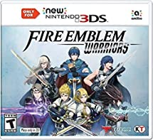 Fire Emblem Warriors - New Nintendo 3DS (Not Compatible with old 3DS)