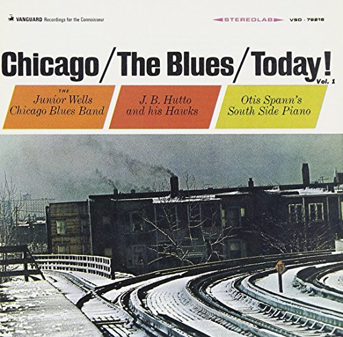 Chicago Blues Piano - Chicago/The Blues/Today!, Vol. 1