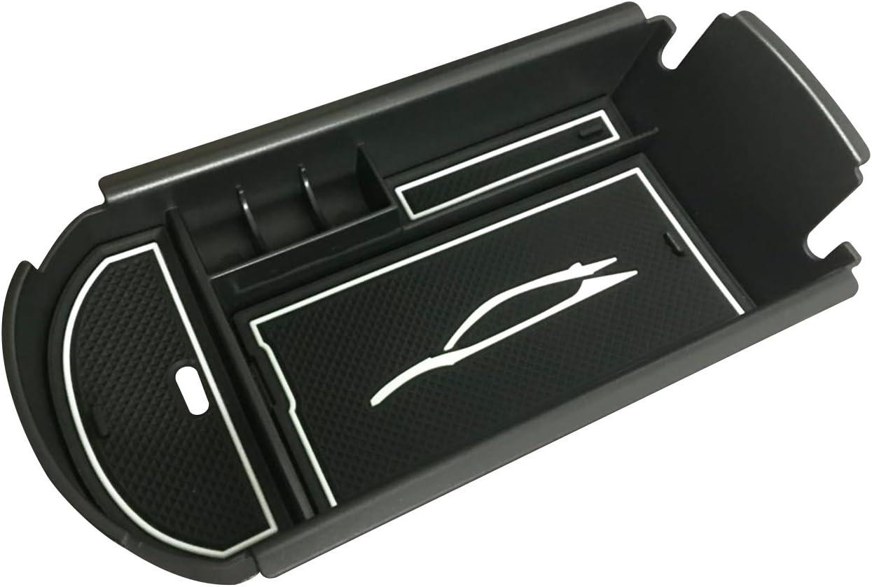 Lfotpp Mittelkonsole Aufbewahrungsbox C Hr Chr Armlehne Organizer Mittelarmlehne Handschuhfach Tray Storage Box Auto Zubehör Weiß Auto